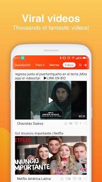 Noticias America- Latest, Funny Videos and GIFs APK screenshot 1