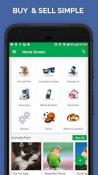 iOffer - Buy & Sell Used Stuff, Offers & Deals APK screenshot 1