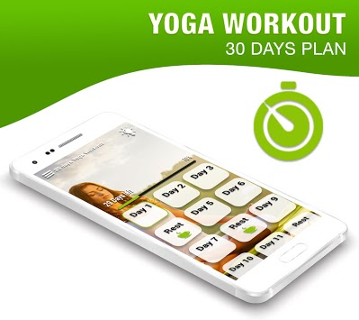 Yoga for Weight Loss - Daily Yoga Workout Plan APK screenshot 1