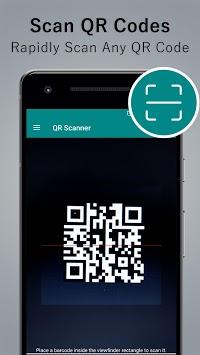 QR Code Scanner (No Ads) APK screenshot 1