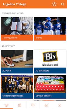 Angelina College APK screenshot 1
