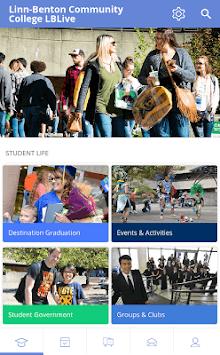 Linn-Benton Community College APK screenshot 1