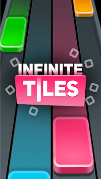 INFINITE TILES - Be Fast! APK screenshot 1