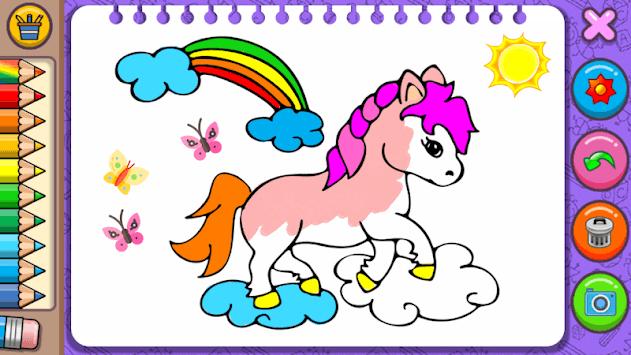 Princess Coloring Book & Games APK Download For Free