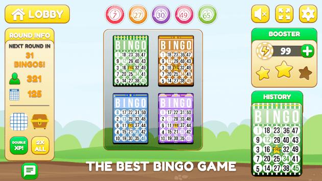Bingo King-Free Bingo Games-Bingo Party-Bingo APK screenshot 1