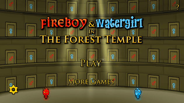 Fireboy & Watergirl in The Forest Temple APK screenshot 1