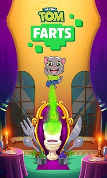 Talking Tom Farts APK screenshot 1