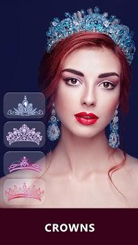 Floral Jewellery Photo Editor for Women APK screenshot 1