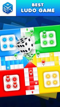 Ludo Fun – King of Ludo Board Game Free 2019 APK screenshot 1