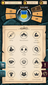 Modern age APK screenshot 1