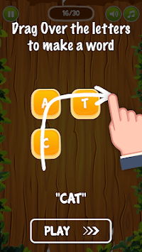 Word Connect - Word Puzzle: Word Games APK screenshot 1