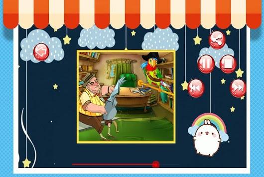 شهر قصه کودکان(صوتی) APK screenshot 1