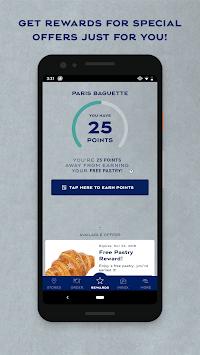 Paris Baguette APK screenshot 1