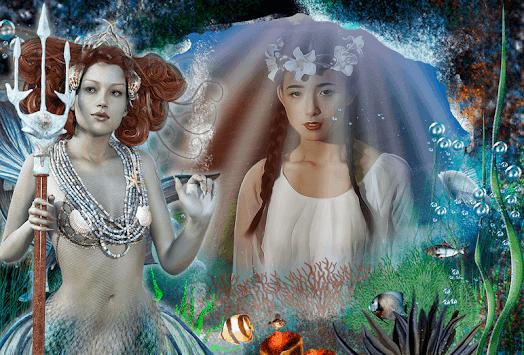 Magic Picture Frames & Effects Editor APK screenshot 1