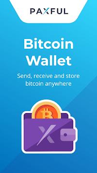 Paxful Bitcoin Wallet APK screenshot 1