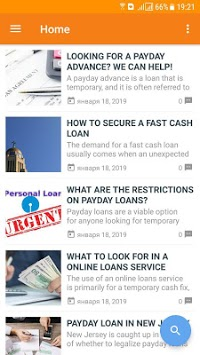 Payday loans & Bad credit Loans - Loannn APK screenshot 1