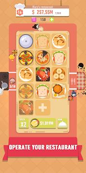 Merge Food: World Dish Journey APK screenshot 1
