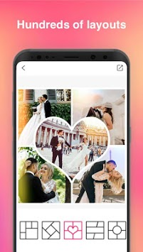 Beauty Collage Maker - Photo Collage PicGrid APK screenshot 1