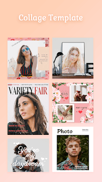 Photo Frame - collage, template, photo editor APK screenshot 1