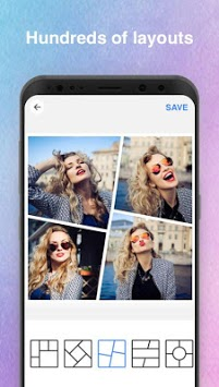 Collage Maker, Photo Collage- Grid, Filter, Effect APK screenshot 1