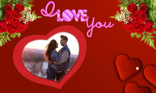 Love Photo Frames APK screenshot 1