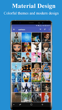 Quick Gallery: Beauty & protect image and video APK screenshot 1