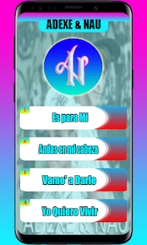 New Adexe & Nau 🎼   Piano tap APK screenshot 1