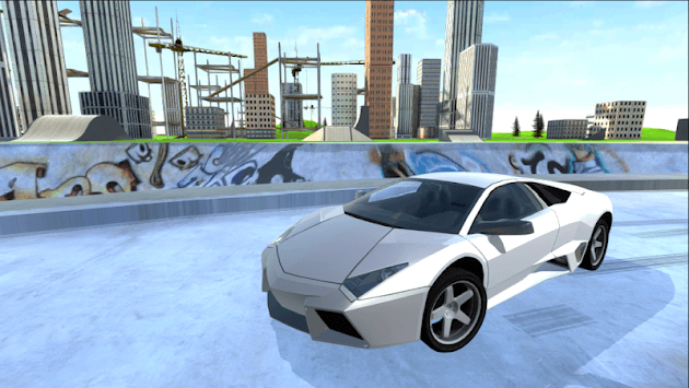 Real Car Driving Simulator APK screenshot 1