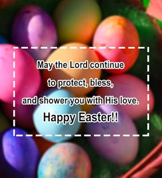 Happy Easter Wishes Messages APK screenshot 1