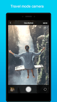 Quickshot APK screenshot 1