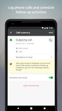 Pipedrive – Sales CRM APK screenshot 1