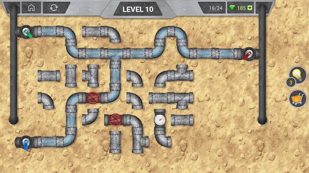 Plumber Pipe: Connect Pipeline APK screenshot 1