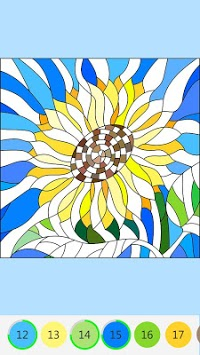 Tap Color    Color by Number APK screenshot 1