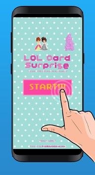 LOL Card Surprise APK screenshot 1