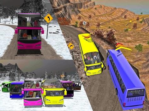 GT Bus Simulator: Tourist Luxury Coach Racing 2109 APK screenshot 1