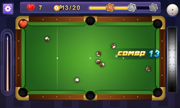 Billiard Master APK screenshot 1