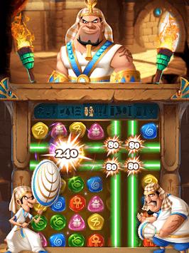 Find Pyramid Treasure APK screenshot 1