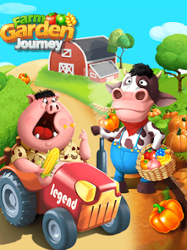 Farm Ranch Escape City APK screenshot 1