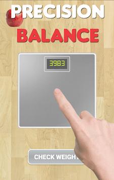 Precision Digital Balance APK screenshot 1