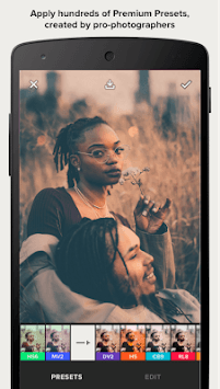 Presco - Edit your photos like a professional APK Download For Free