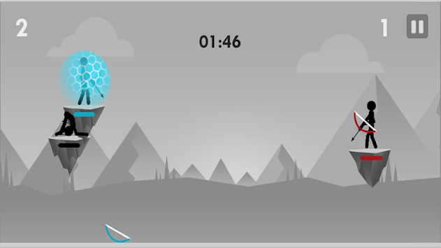 Stickman Bow Master APK screenshot 1