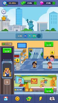 Idle Market APK screenshot 1