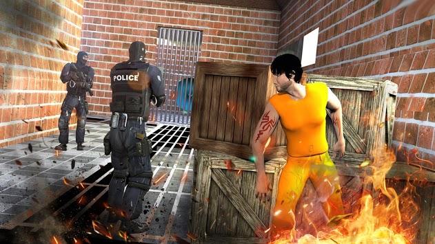Prison Survival Mission:Secret Escape APK screenshot 1