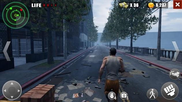 Police VS Prisoner- Move,Fight,or Escape APK screenshot 1