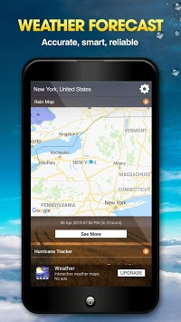 Weather Forecast - Weather App APK screenshot 1