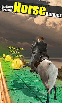 Temple Jockey Run - Horseman Adventure 19 APK screenshot 1