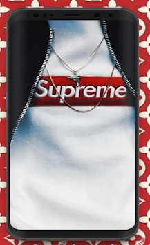 Supremme & LV Wallpaper APK screenshot 1