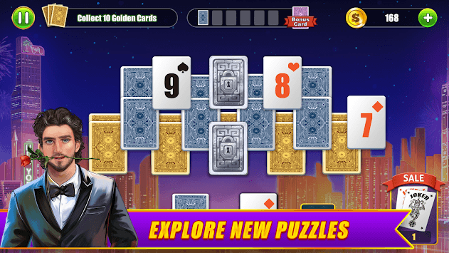 Solitaire Carnival APK screenshot 1