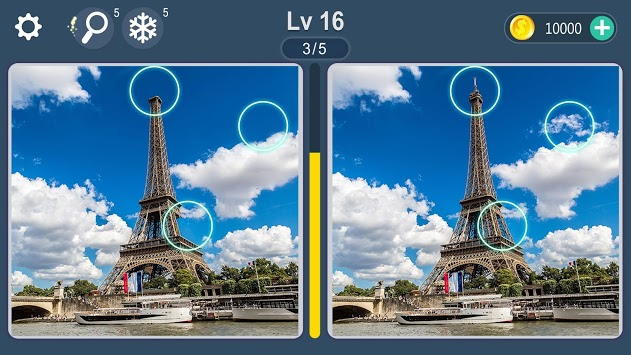 Difference Find Tour APK screenshot 1