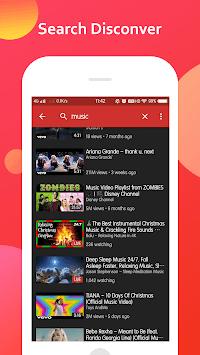 Free Music Play Tube & Video Tube Player APK screenshot 1